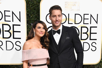 Chrishell Stause 74th Annual Golden Globe Awards - Arrivals