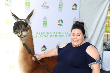 Chrissy Metz Beyond Hunger: West Meets East Brought to You by NBC Universal and Heifer International