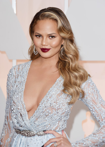 Chrissy Teigen - Arrivals at the 87th Annual Academy Awards — Part 3