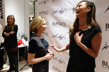 Chrissy Teigen Lord & Taylor Flagship Guys' Night Out 2014