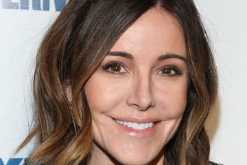 Christa Miller Arrivals at Howard Stern's Birthday Bash