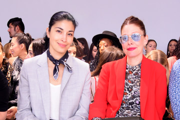 Christene Barberich Tome - Front Row - September 2018 - New York Fashion Week: The Shows