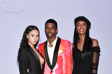 Christian Combs Breah Hicks Tom Ford Women's - Arrivals - February 2018 - New York Fashion Week