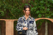 Negin Mirsalehi attends the Christian Dior Womenswear Spring/Summer 2020 show as part of Paris Fashion Week on September 24, 2019 in Paris, France.