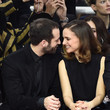 Natalie Portman and Her Husband in the City of Love