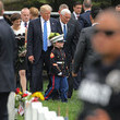 Christian Jacobs Memorial Day Is Commemorated At Arlington National Cemetery