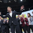 Christian Lindner FDP Holds Federal Congress One Week Before Elections