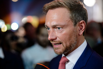 Christian Lindner Election Night: Free Democratic Party (FDP)