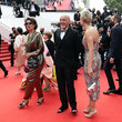 Christian Louboutin 'Invisible Demons' Red Carpet - The 74th Annual Cannes Film Festival