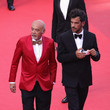 """Christian Louboutin """"OSS 117: From Africa With Love"""" Final Screeing & Closing Ceremony Red Carpet - The 74th Annual Cannes Film Festival"""