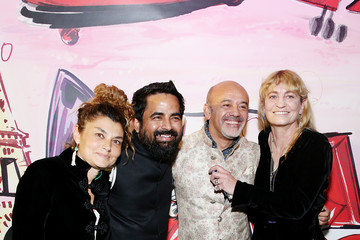 Christian Louboutin Christian Louboutin and Sabyasachi Unveil Capsule Collection at Just One Eye