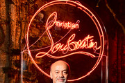 Christian Louboutin attends the Loubicircus Party by Christian Louboutin at Musee des Arts Forains as part of Paris Fashion Week on June 19, 2019 in Paris, France.