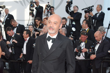 Christian Louboutin Closing Ceremony Red Carpet Arrivals - The 70th Annual Cannes Film Festival