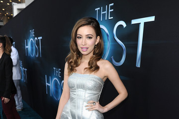 Christian Serratos 'The Host' World Premiere 3