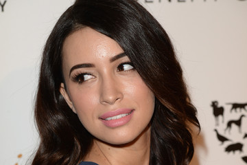 Christian Serratos Humane Society Of The United States 60th Anniversary Gala - Red Carpet