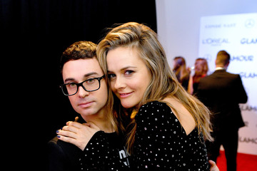 Christian Siriano Alicia Silverstone 2018 Glamour Women Of The Year Awards: Women Rise - Arrivals