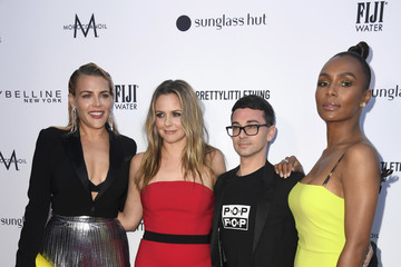 Christian Siriano Alicia Silverstone The Daily Front Row's 5th Annual Fashion Los Angeles Awards - Arrivals