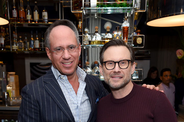 Christian Slater 'Two Turns From Zero' Book Launch Event
