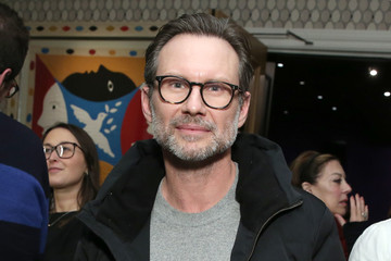 Christian Slater 'The Boy Who Harnessed The Wind' Special Screening, Hosted By Angelina Jolie