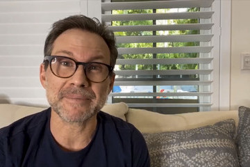 """Christian Slater The Hollywood Foreign Press Association Host Annual Grants Presentation, """"HFPA Philanthropy: Empowering the Next Generation"""""""