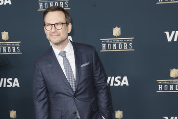 Christian Slater 6th Annual NFL Honors - Arrivals