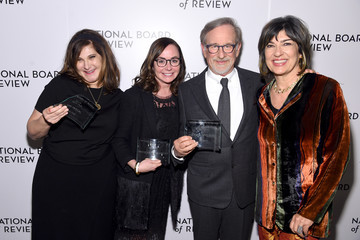 Christiane Amanpour The National Board of Review Annual Awards Gala - Inside