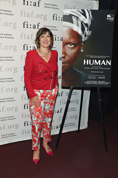 Special Screening of 'Human' in the Presence of Francois Hollande, Directed by Yann Arthus-Bertrand
