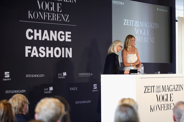 ZEITMAGAZIN X Vogue Conference - Der Berliner Salon Spring/Summer 2019