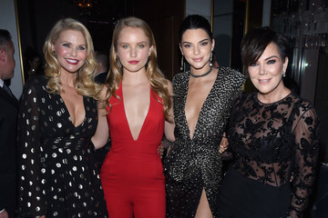 Christie Brinkley Sailor Brinkley Cook Harper's BAZAAR 150th Anniversary Event Presented With Tiffany & Co at The Rainbow Room - Inside