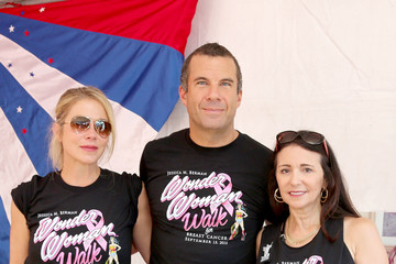Christina Applegate Jessica M. Berman WONDER WOMAN WALK for Breast Cancer presented by Tower Cancer Research Foundation
