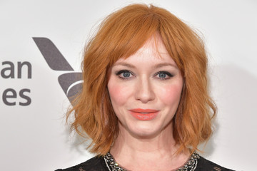 Christina Hendricks 27th Annual Elton John AIDS Foundation Academy Awards Viewing Party Sponsored By IMDb And Neuro Drinks Celebrating EJAF And The 91st Academy Awards - Social Ready Content