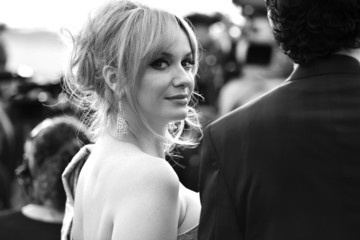Christina Hendricks An Alternative View of the 22nd Annual Screen Actors Guild Awards