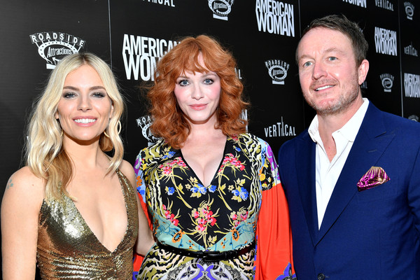 Premiere Of Roadside Attraction's 'American Woman' - Red Carpet