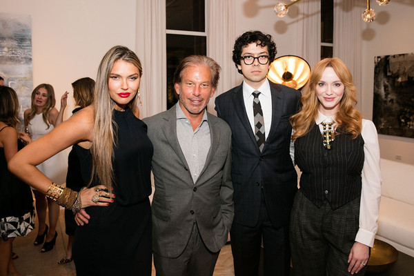 Restoration Hardware Celebrates the Opening of 'RH Chicago - The Gallery at the Three Arts Club'