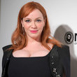 Christina Hendricks 28th Annual Elton John AIDS Foundation Academy Awards Viewing Party Sponsored By IMDb, Neuro Drinks And Walmart - Arrivals