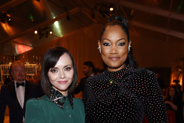 Christina Ricci 28th Annual Elton John AIDS Foundation Academy Awards Viewing Party Sponsored By IMDb, Neuro Drinks And Walmart - Inside