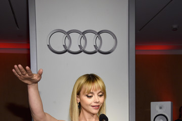 Christina Ricci Audi Presents The Sound Lab Experience at the Whitney Museum of American Art