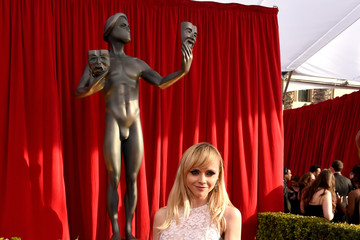 Christina Ricci The 22nd Annual Screen Actors Guild Awards - Red Carpet