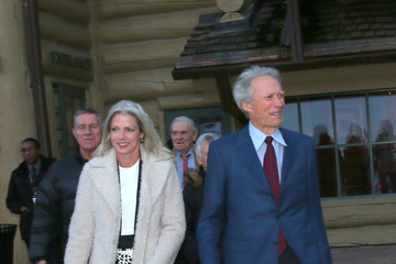 Christina Sandera 4th Annual Sun Valley Film Festival - Vision Awards Dinner With Clint Eastwood