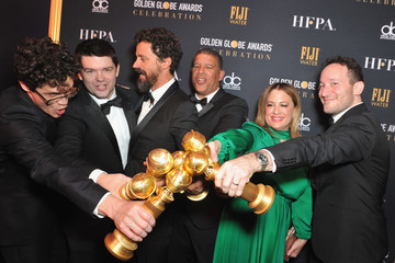 Christina Steinberg Official Viewing And After Party Of The Golden Globe Awards Hosted By The Hollywood Foreign Press Association