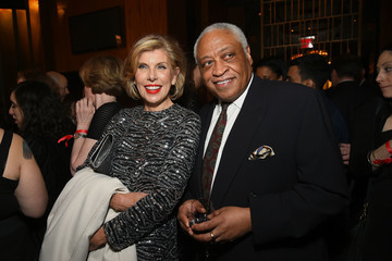 Christine Baranski 'The Good Fight' World Premiere - After Party