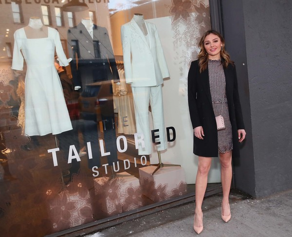 Tailored Rebecca Taylor x The Wing Launch Event