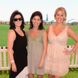 Christine Kaculis The Sixth Annual Veuve Clicquot Polo Classic - VIP Marquee
