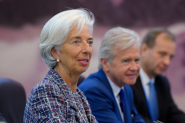 Christine Lagarde Belt and Road Forum for International Cooperation - Day One