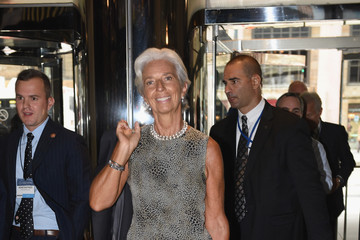 Christine Lagarde The 2017 Concordia Annual Summit - Day 2
