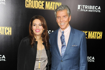 Christine Prado 'Grudge Match' Screening in NYC