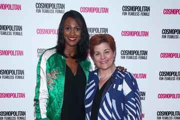 Christine Quinn A Toast To Michele Promaulayko - The New Editor-In-Chief Of Cosmopolitan