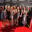 Christine Rampone The 2015 ESPYS - Arrivals