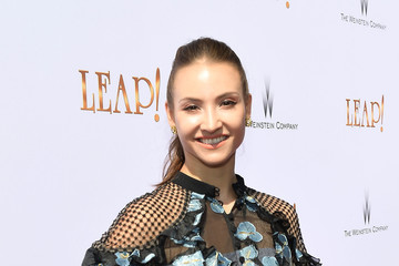 Christine Shevchenko The Weinstein Company's 'LEAP!' Premiere at The Grove in Los Angeles