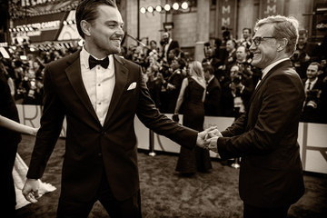 Christoph Waltz An Alternative Look At The 86th Annual Academy Awards